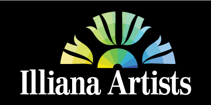 The Illiana Artists' Logo 2009.